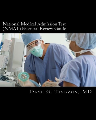 National Medical Admission Test (Nmat) Essential Review Guide Book