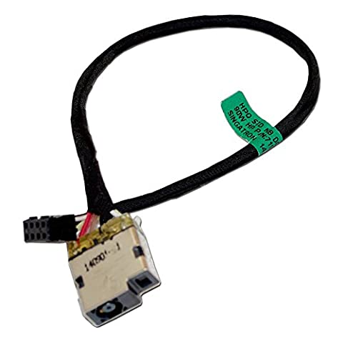DC Power Cable - TOOGOO(R) New DC Power Jack Harness Plug In Cable For HP 15-r011dx 15-r029wm 15-r063nr