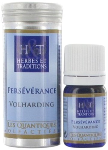 Herbes et Traditions Synergie 100% Huile Essentielle Persévérance