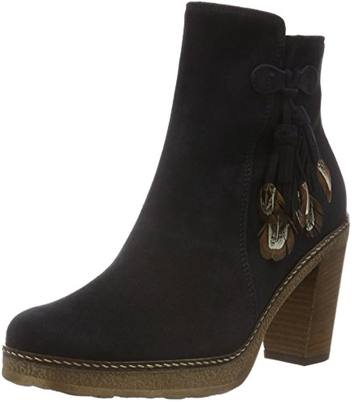 Gabor Cowboystiefel Shoes 55.720 Damen Kurzschaft Cowboystiefel Gabor - 5ef1ba