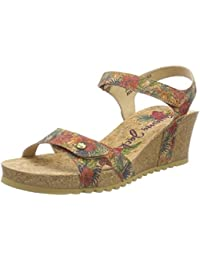Womens Dori Basics Open Toe Sandals Panama Jack