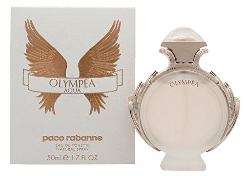 Paco Rabanne Olympea Aqua Eau de Toilette pour Femme 50 ml