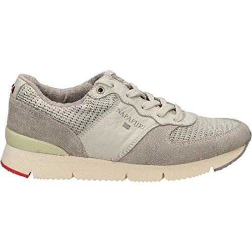 Napapijri Marit, Sneakers basses femme Grau (light gray)