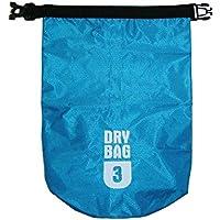 7766aced0f365 Anik-Shop Wasserdichte Tasche 3L Seesack Reisekoffer Packsack Ocean Pack  Drybag 4-Varianten 72