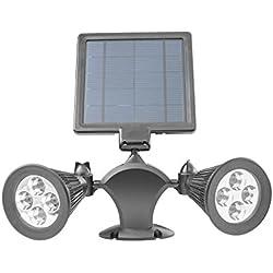 BeeSOLAR Double projecteur LED Solaire modèle l350