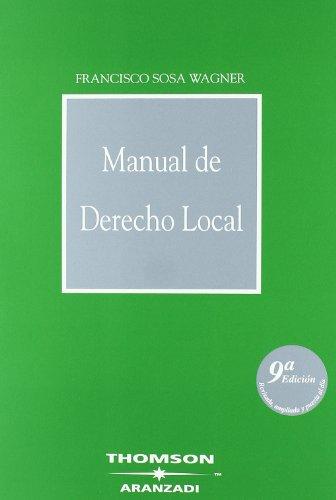 Manual de Derecho Local (Manuales)