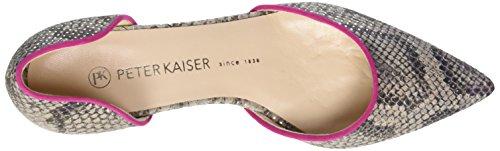 Peter Kaiser RIANNA, Chaussures à talons - Avant du pieds couvert femme Beige - Beige (SAND DIAMAND BERRY  SUEDE 302)
