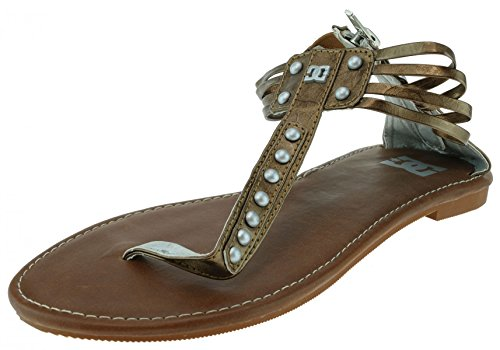 DC Shoes OLIVIA WOMAN'S SANDAL D0303036 Sandaletten, Groesse:37.0 (Sandalen Dc Shoes)