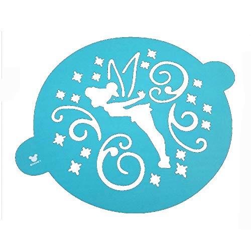 GUIZMAX Schablone Kuchen Fee Tinkerbell Dekoration Konditorei ()