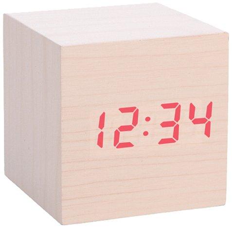 Kikkerland AC22 - Reloj despertador
