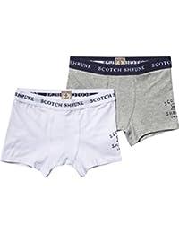 Scotch Shrunk Jungen Boxershorts 2er Pack