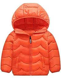 c52dab24c Amazon.co.uk  Orange - Coats   Jackets   Boys  Clothing