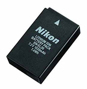 Nikon 1020 mAh Lithium Ion Rechargeable Battery for Coolpix A/1 J2