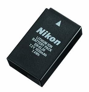 Nikon Lithium-Ionen Akku EN-EL20