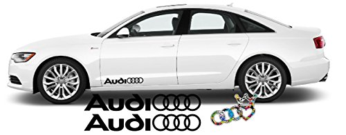 2x-audi-aufkleber-sticker-decal-50cm-die-cut-quattro-sport-rs-r8-tt-a1-a3-a8-q5-q7-auto-car-racing