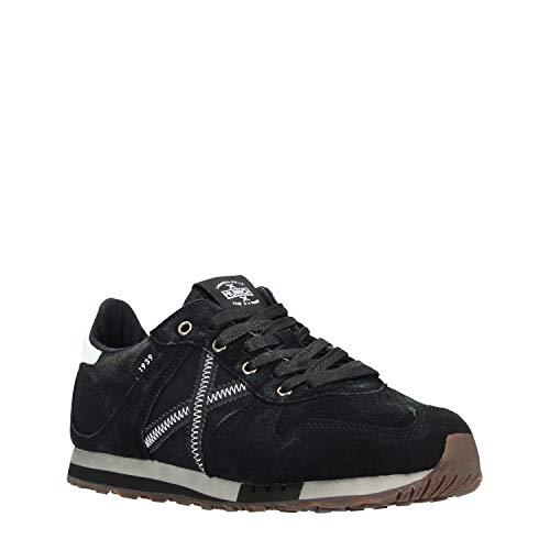 07a3502a Precios de zapatillas casual Munich negras baratos, página 2 ...