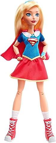 Mattel DLT63 - DC Super Hero Girls Supergirl Puppe