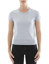 Snobby Sheep Femme 12290600 Bleu Claire Soie T-Shirt