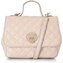 Caprese Sandra Women's Sling Bag (Beige)