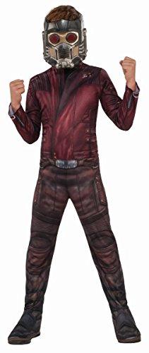 Rubie's Guardians of The Galaxy Kinder Kostüm Starlord 7 bis 9 Jahre