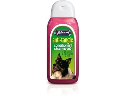 Johnsons Anti Tangle Shampoo (6) from Johnsons Veterinary Products Ltd