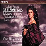 Strauss J-la Chauve Souris,Operette-Kanawa-Or.Vien.Previn-B.Fassbaender-Gruberov