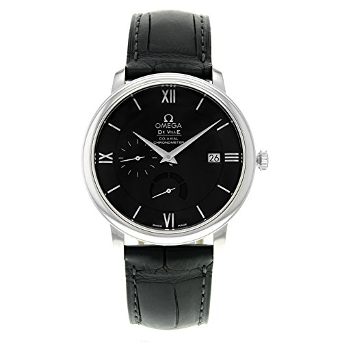 Omega DeVille 424.13.40.21.03.001 Stainless Steel Automatic Men's Watch