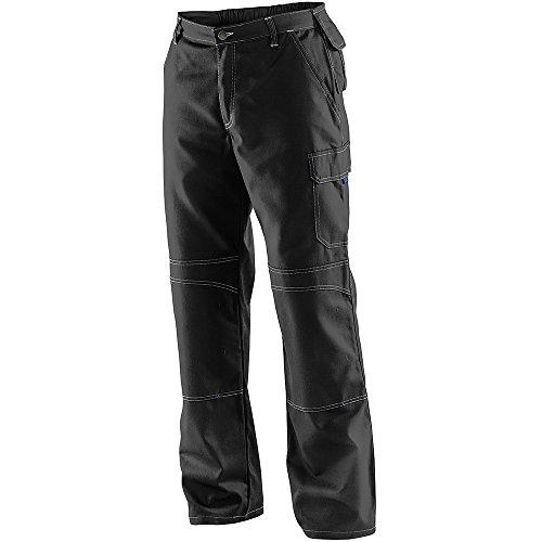 Kübler pantalons de travail avec Sun Reflector coldblack® Noir