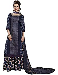 Rose Petals Fully Stitched Printed Cotton Plazo Sets For Women, Plazo For Women With Printed Chiffon Dupatta (... - B07G4JNHNH