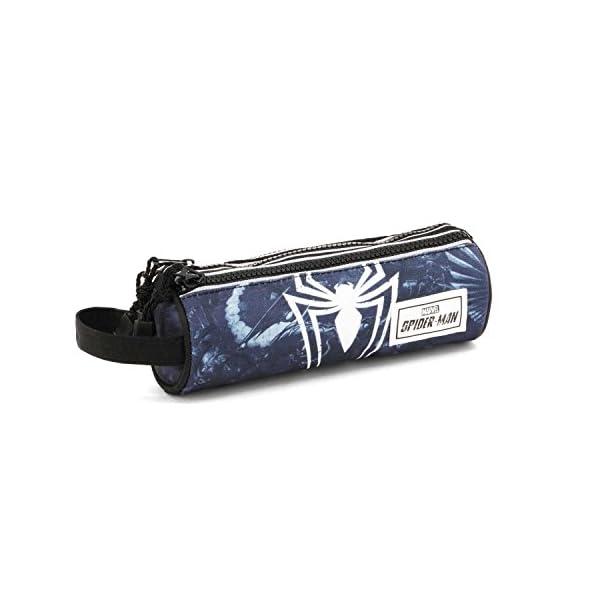 Estuche portatodo cilíndrico de Spiderman 'Poison'