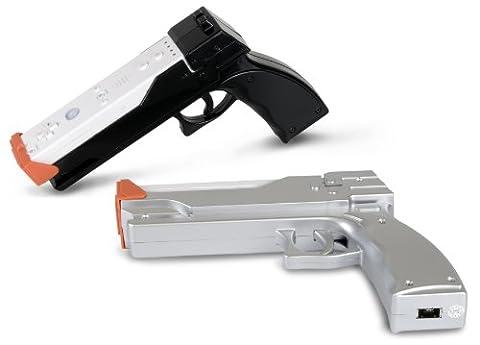 2 Magnum Laser gun pour Wii