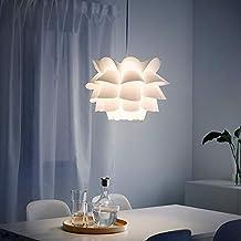 Kroonluchters LTJ 45cm Modern Creative Lotus kroonluchter met 5W Wit Licht LED nieuw in 2020