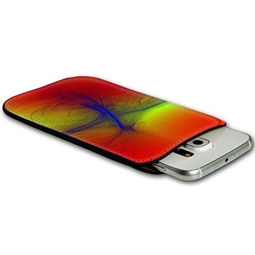 Sleeve style Housse Case Étui Coque Motif Étui pour Apple iPhone 6/6S–Choix Design au choix ubs11 Design 6
