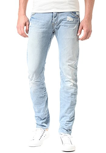 G-STAR Herren Arc 3D Slim Jeans Bleu