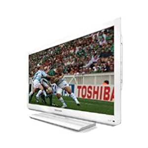 Toshiba 22DL834 22 -inch LCD 720 pixels 100 Hz TV With DVD Player