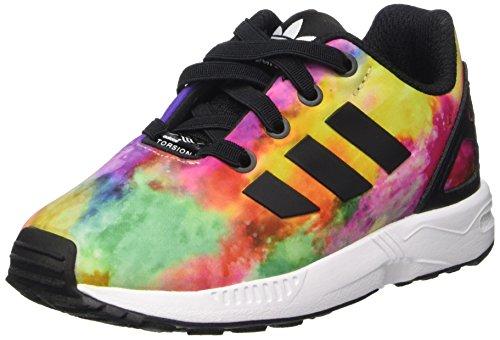 adidas Originals Boys' Zx Flux El I First Walking Shoes Multicolor Mehrfarbig...