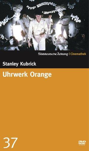 Uhrwerk Orange - SZ-Cinemathek 37 Orange Elektronik