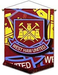 West Ham Mini Pennant by West Ham United F.C.