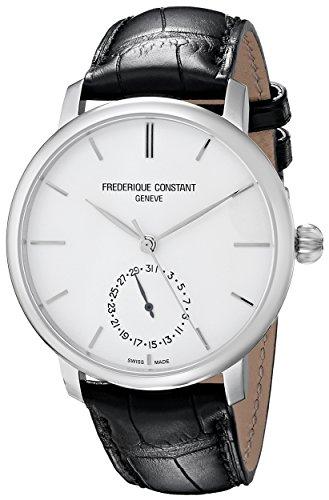 Orologio Frederique Constant display cinturino e quadrante FC710S4S6