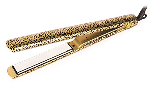 Corioliss C3 Gold Leopard - Plancha para cabello