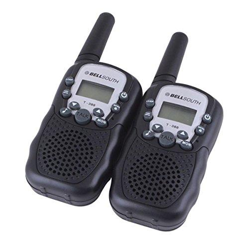 Walkie-talkie-set (2 radiotelefoni)