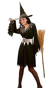 Ciao-Costume Dark Witch, taglia unica adulto Disfraces, color negro, (62041)