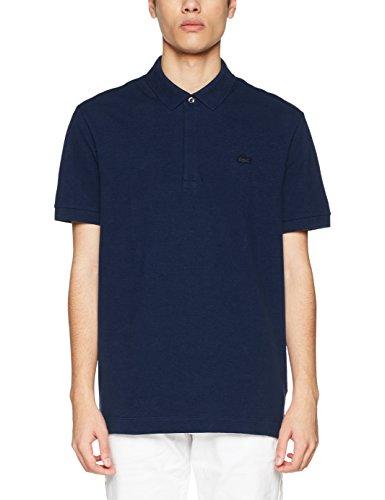 Lacoste Herren Poloshirt Bleu (Nocturne Chiné)