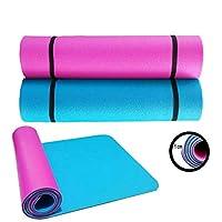 10mm Çok Amaçlı Pilates ve Yoga Matı - 10 mm Thick All-purpose Pilates and Yoga Mat