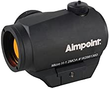 Comprar Aimpoint Micro H-1 2 MOA Red Dot Sight with Standard Mount by AimPoint
