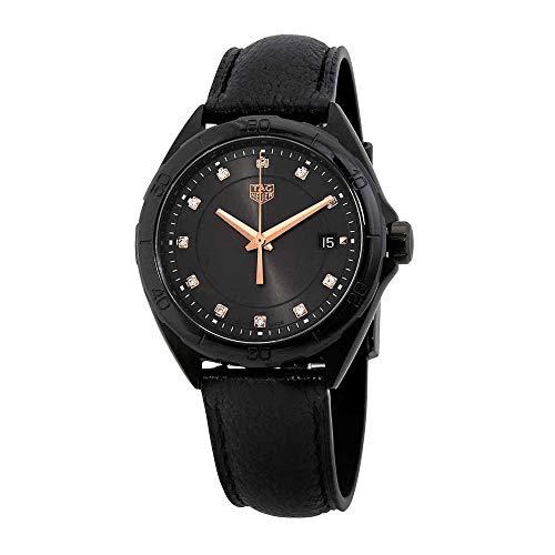 Tag Heuer Formula 1 orologio da donna con quadrante nero diamante WBJ1317.FC8230