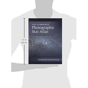 The Cambridge Photographic Star Atlas Hardback