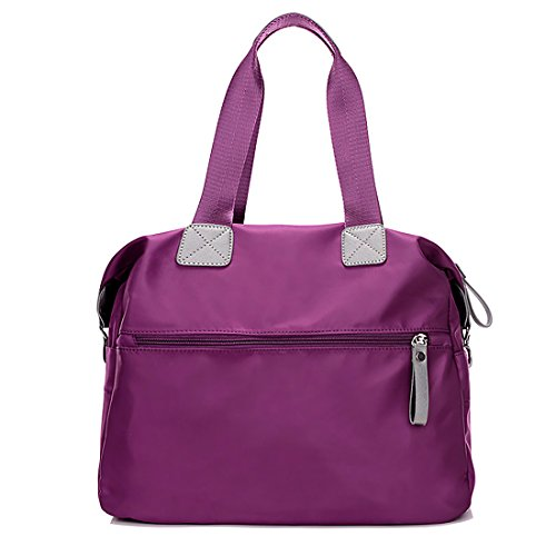 HT Women Shoulder Bag, Borsa a spalla donna Grape