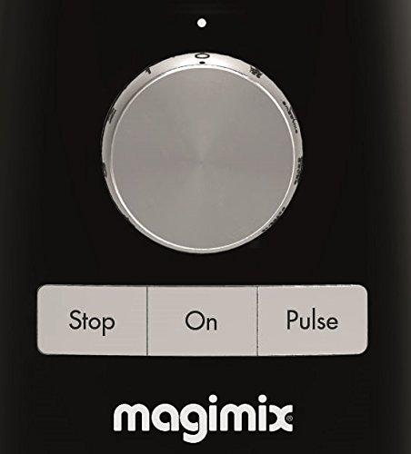 Magimix 11610 Le Blender, Black Finish