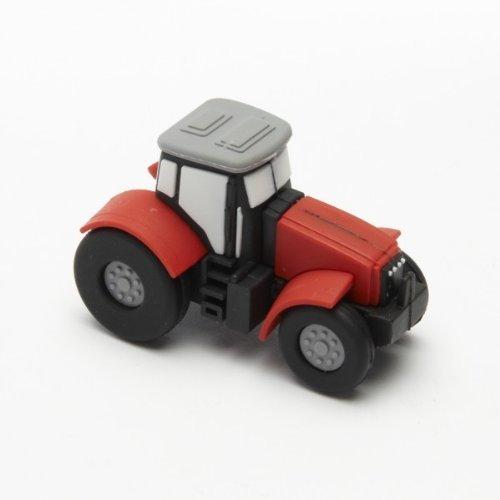 ZUBER USB-Speicherstick 4 GB Traktor-Design 16 gb